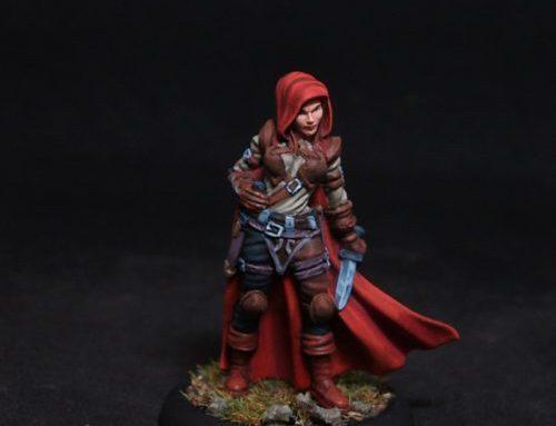 Elise Female Thief