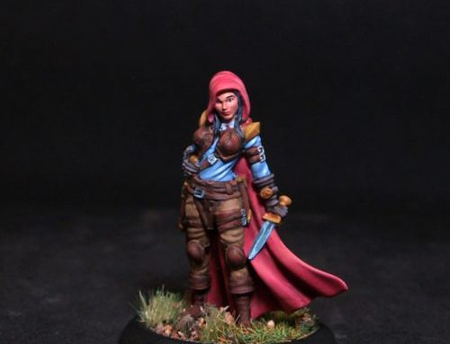 Elise Female Ranger