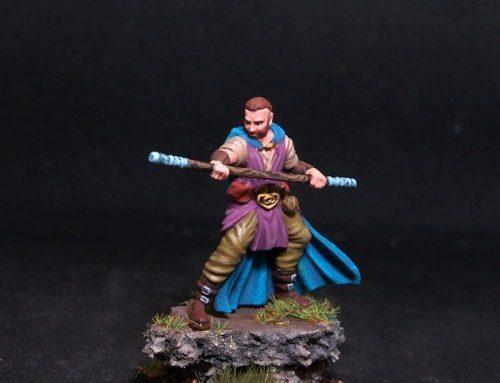 Hal Monk Warrior