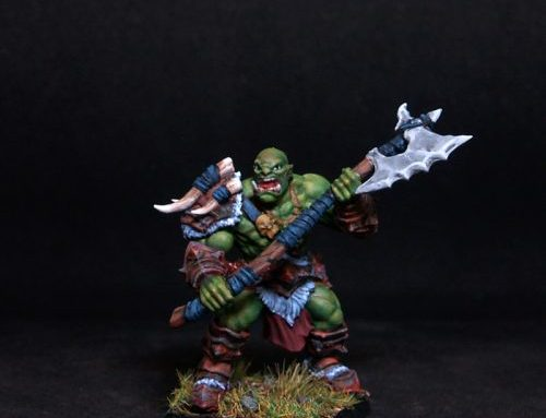 Karg Orc Warrior
