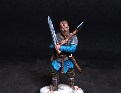 Floki Viking Warrior
