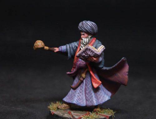Ibrahim Male Necromancer