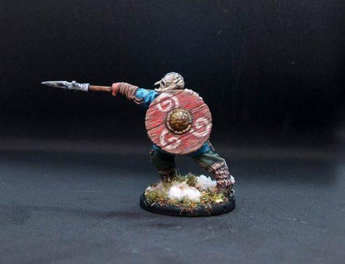 Hendall Viking Warrior