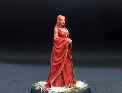 Melisandre- The Red Woman