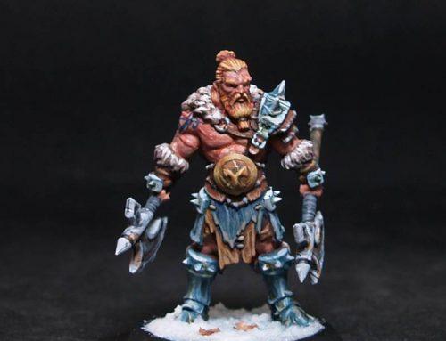 Finar One Eye Male Warrior
