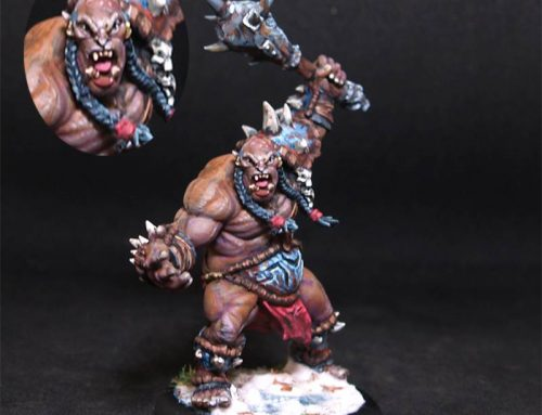 Izug Ogre Champion Warrior