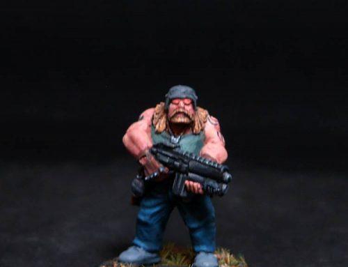 Tom aka Hell Fighter Gang member