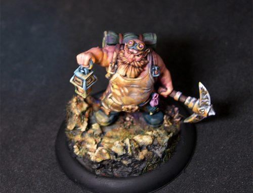 Miner Rufus Breakrock