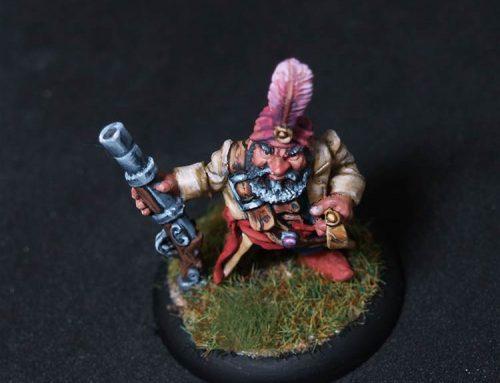 Horace Male dwarf Adventurer