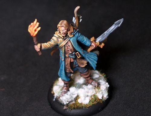 Laf Male Adventurer Archer