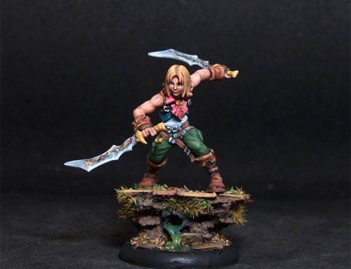 Zhedonis Male Adventurer-Survivor