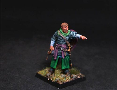 Leofucas Knight Commander