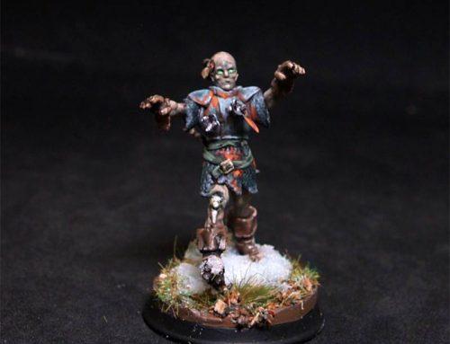 Canio Zombie Knight