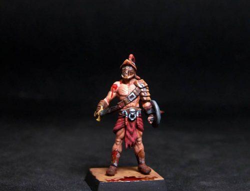 Necho Male Gladiator