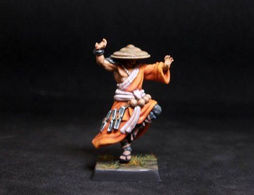 Shep Male Monk