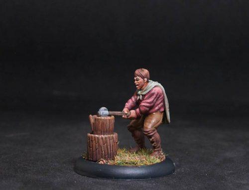 Weldon Male Lumberjack