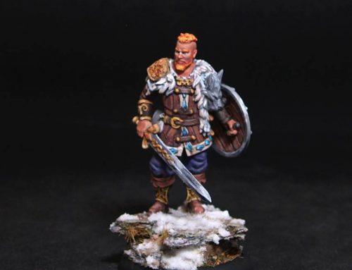 Harald Barbarian Viking King
